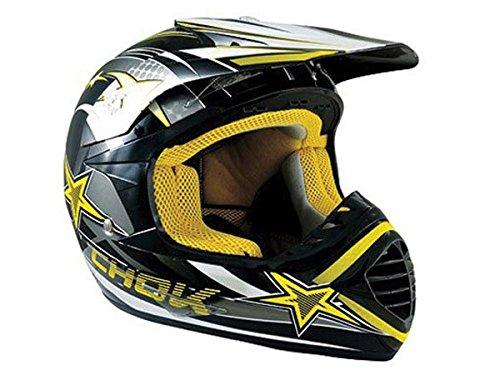 Casque moto cross enfant CHOK - Star Kid (L)