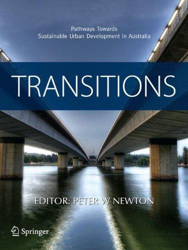 Transitions: Pathways Towards Sustainable Urban Development in Australia