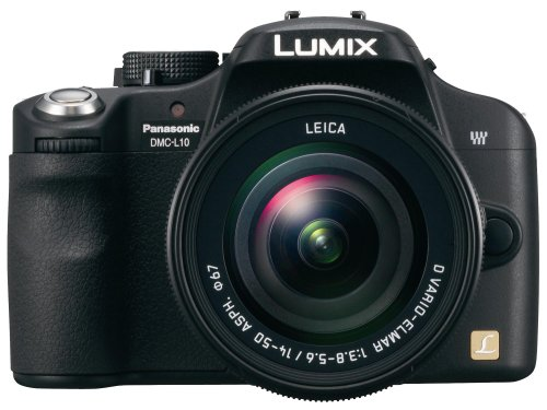Panasonic Lumix DMC-L10 is one of the Best Digital Cameras for Interior Photos Under $1000