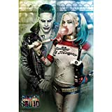 DVD発売記念 SUICIDE SQUAD - Joker and Harley Quinn/ ポスター/ 【公式 / オフィシャル】