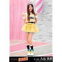 AKB48 公式生写真 UZA 劇場盤 次のSeason Ver. 【入山杏奈】