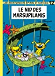 Spirou et Fantasio 12 Nid des Marsupi...