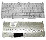 SctechFeb Laptop White Keyboard for SONY VAIO PCG-7H1L PCG-7H2L VGN AR VGN-AR11 VGN-AR21 VGN-AR170 VGN-AR100 VGN-AR200 VGN-AR300 VGN-AR500 VGN FE Series VGN-FE VGN-FE11 VGN-FE21 VGN-FE28 VGN-FE31