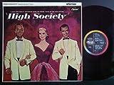 SOUNDTRACK high society LP