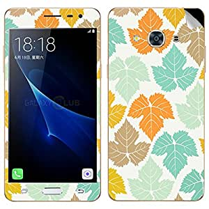 Theskinmantra Leafed Color Samsung Galaxy J3 Pro SKIN/DECAL (NOT A BACK COVER)