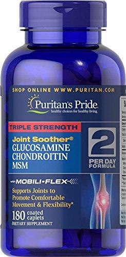 Triple维骨力三倍强化关节保健含葡萄糖胺软骨素180粒
