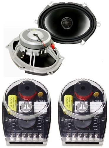 "C5-570X - Jl Audio 5""X7"" 2-Way Evolution Series Coaxial Speakers"