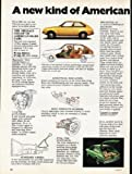 1976 Chevrolet Chevette Ad