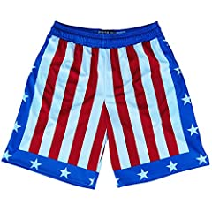Rocky Balboa Lacrosse Shorts