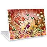 GelaSkins Protective Skin for *13.3 & 14.1-inch* PCs, Macbook 13, Macbook Air Laptops - Little Red