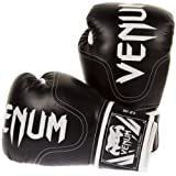 Venum Competitor Boxing Gloves Black 16 oz