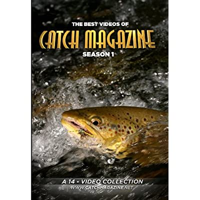 Fly Fishing - Catch Magazine Season 1 [DVD] (2009) Todd Moen