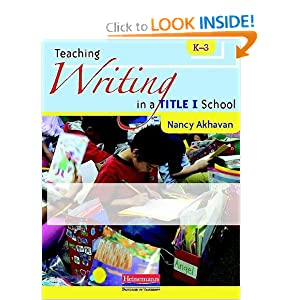 Teaching Writing in a Title I School, K-3