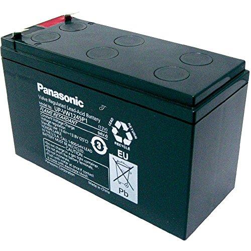 Batterie Plomb (AGM) 12 V 3.75 Ah Panasonic Batteries au plomb 12 V 3,75 Ah