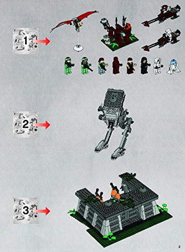 Instruction Manuals Starwars Instruction Manuals For Lego Star Wars