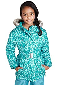 Star Print Thermal Ski Jacket with Stormwear™ & Thinsulate™