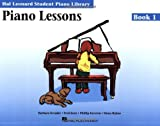 img - for Piano Lessons - Book 1: Hal Leonard Student Piano Library book / textbook / text book