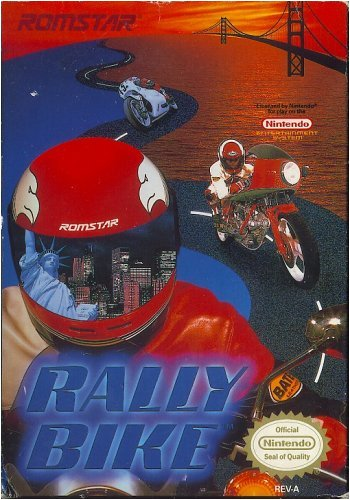 Rally Bike front-329385