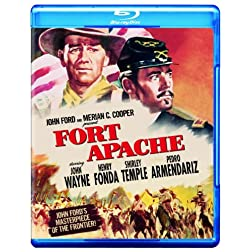 Fort Apache [Blu-ray]
