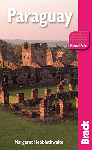 Paraguay (Bradt Travel Guide Paraguay) front-1033632