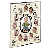 Hama Portrait Bilderrahmen - Mein erstes Jahr Baby