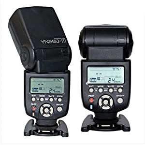 YN560 III Wireless Flash Speedlite For Canon Nikon Pentax Olympus