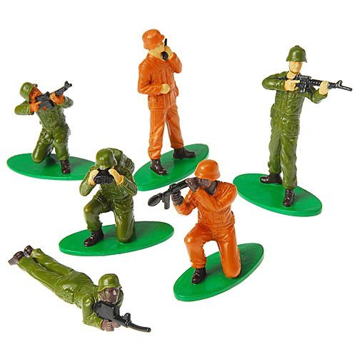 Army Figures - 1