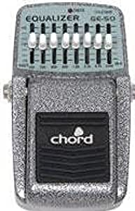 Chord GE-50 Graphic EQ Pedal