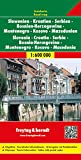 img - for Slovenia/Croatia/Serbia/Bosnia-Herzegovina/Montenegro/Macedonia book / textbook / text book