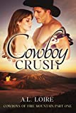 Cowboy Crush: (Cowboys of Fire Mountain: Part One) A Billionaire Western Romance