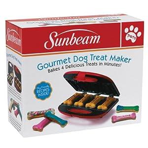 Sunbeam Gourmet Pets Dog Treat Maker