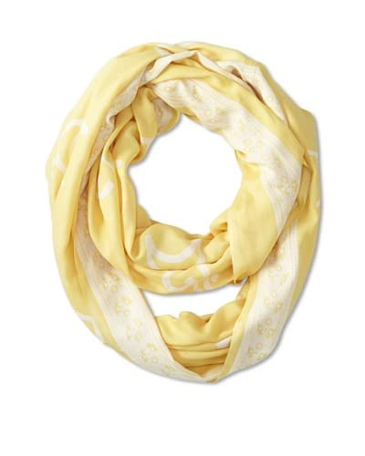 Sir Alistair Rai Women's Zodiac Circle Scarf, Gemini, One Size