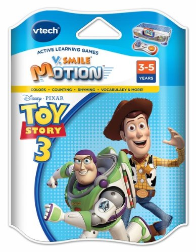VTech V.Smile Motion Toy Story 3 Software - 1