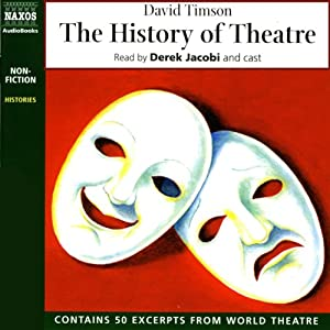 The History of Theatre | [David Timson]