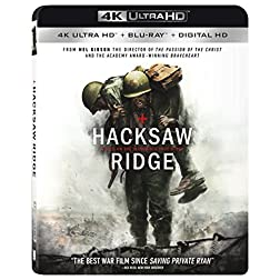 Hacksaw Ridge [4K Ultra HD + Blu-ray]