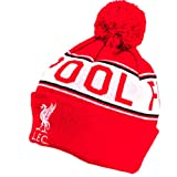 Liverpool FC Text Red Ski Hat by Liverpool F.C.