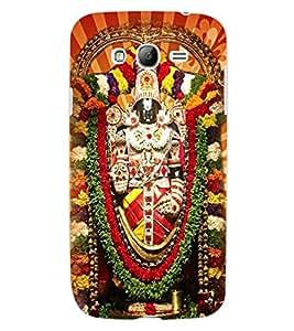 ColourCraft GOD Tirupati Balaji Design Back Case Cover for SAMSUNG GALAXY GRAND NEO I9060