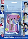 OFFICIAL 1D ONE DIRECTION STATIONERY Pencils School Set Secret Diary Stationary Set Secret Diary and Pencil Set