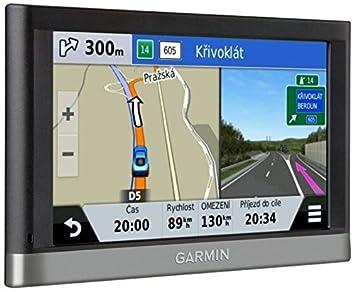 Garmin 010-01123-37L GPS Bluetooth Noir