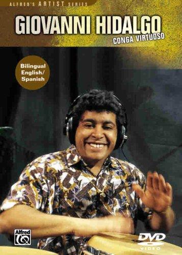 Giovanni Hidalgo -- Conga Virtuoso: Spanish, English Language Edition (DVD)