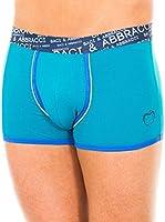 Baci & Abbracci Pack x 2 Bóxers (Azul Claro)