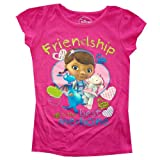 Disney Doc McStuffins Girls' Friendship is the Best Medicine Shirt