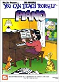 You Can Teach Yourself Piano  Book/CD Set