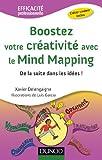 Boostez votre cr�ativit� avec le Mind Mapping : De la suite dans les id�es ! (Efficacit� professionnelle)