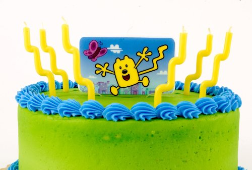 Wow! Wow! Wubbzy! Candle Decorator Set (7pc) - 1