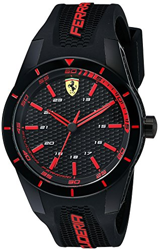 ferrari-mens-0830245-redrev-analog-display-quartz-black-watch