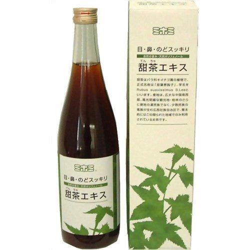ミホミ 甜茶エキス 720ml