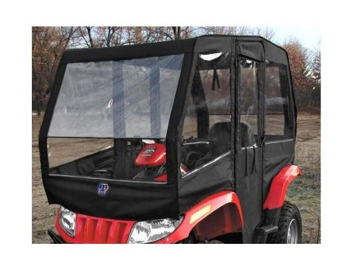 Tommy Toppers All Weather ATV Enclosures. Yamaha,