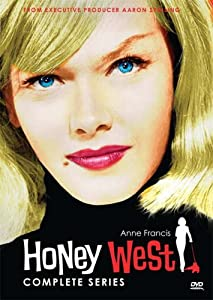 Honey West: The Complete Series (4pc) (Full B&W) [Import]