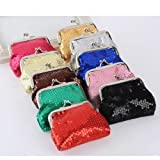 Women Small Coin/Keys Wallet Sequins Gifts